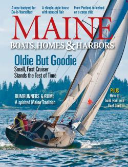 Maine Boats, Homes & Harbors, Issue 142