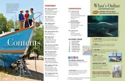 Maine Boats, Homes and Harbors Issue 142