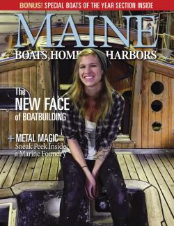 Maine Boats, Homes & Harbors, Issue 151