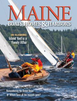 Maine Boats, Homes & Harbors, Issue 154