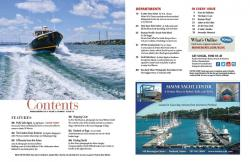 Maine Boats, Homes and Harbors Issue 156