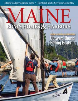Maine Boats, Homes & Harbors, Issue 157