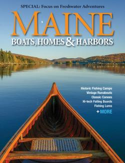 Maine Boats, Homes & Harbors, Issue 158