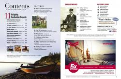 Maine Boats, Homes and Harbors Issue 159