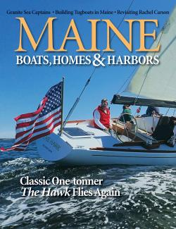 Maine Boats, Homes & Harbors, Issue 160