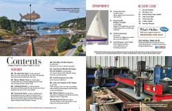 Maine Boats, Homes and Harbors Issue 160