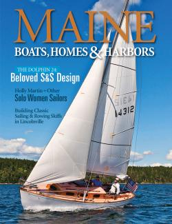Maine Boats, Homes & Harbors, Issue 169
