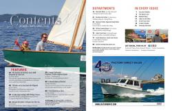 Maine Boats, Homes and Harbors Issue 170