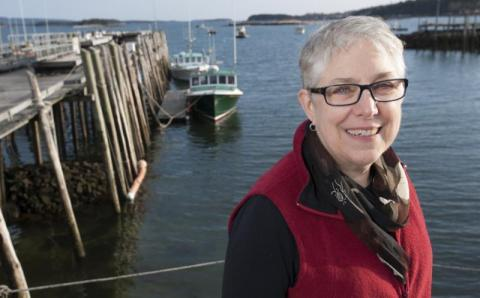 Penobscot East Resource Center's Alden recognized with national award for her work