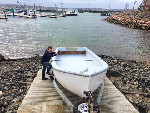Young builder revives Eastporter brand
