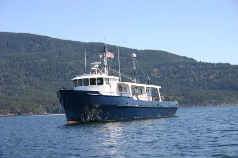 Former Maine Seacoast Mission vessel found in Alaska