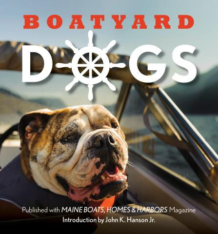 New Book celebrates Boatyard Dogs