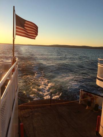 Proposed ferry fare hike delayed
