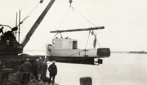 Museum digitizes National Fisherman images