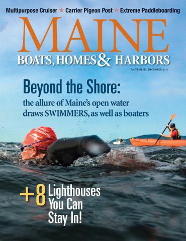Maine Boats, Homes & Harbors wins magazine awards
