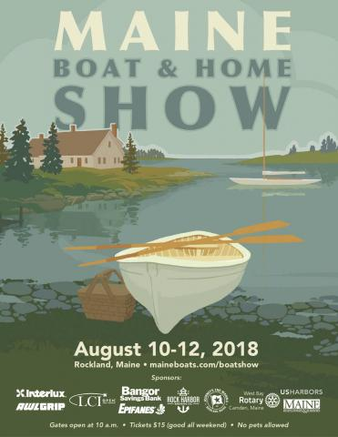 Show poster unveiled, call goes out for Small Boat Love-In entries