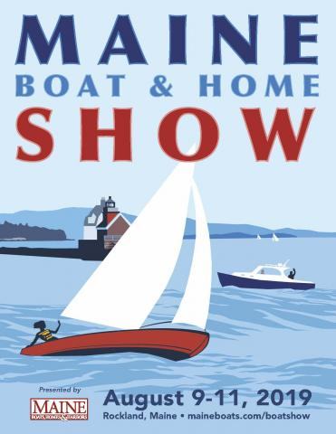 Maine Boat & Home Show unveils new poster