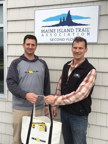Partnership Focused on Coastal Island Conservation