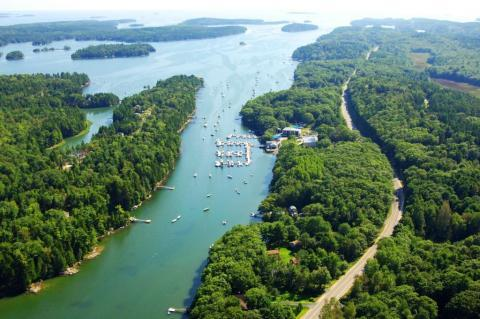 Great Island Boat Yard sold to Safe Harbor