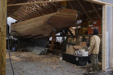 Maine Maritime Museum to Relaunch the Mary E