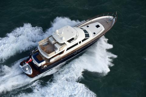 Hinckely introduces new fast, expedition yachts