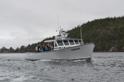 Maine Marine Patrol gets a wide new ride