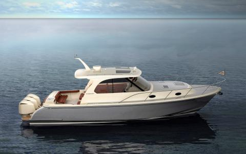 """Hinckley launches """"Sport Boat"""" line"""