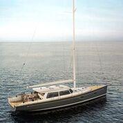 Hinckley unveils the Sou'wester 53, a carbon epoxy sailing yacht