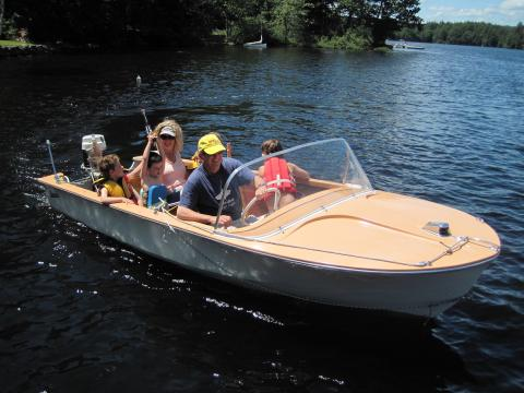 Calling all Corson boat owners!