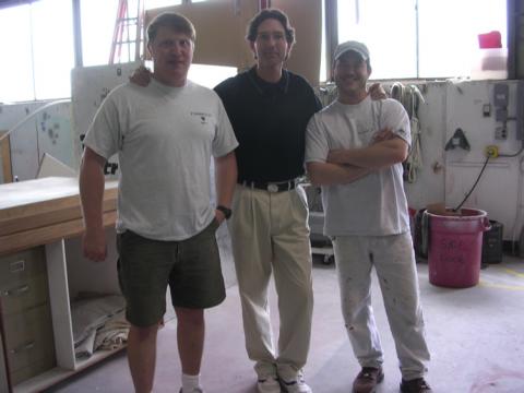 Houtz celebrates three decades at the Landing School
