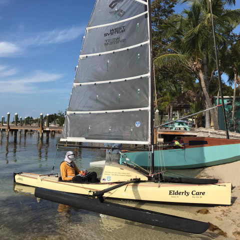 Meade Gougeon once again finishes first in grueling Everglades Challenge