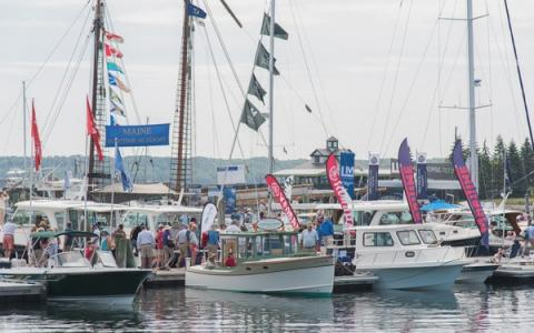 Sneak Preview! 14th Annual Maine Boats, Homes & Harbors Show, August 12-14