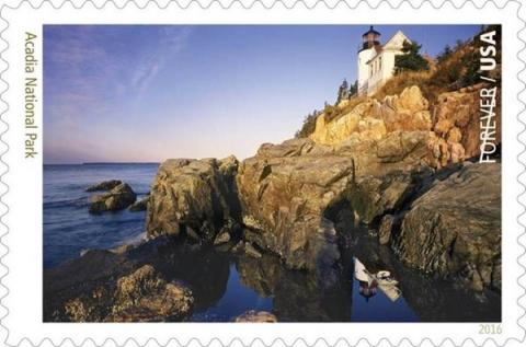 New stamp to honor Acadia