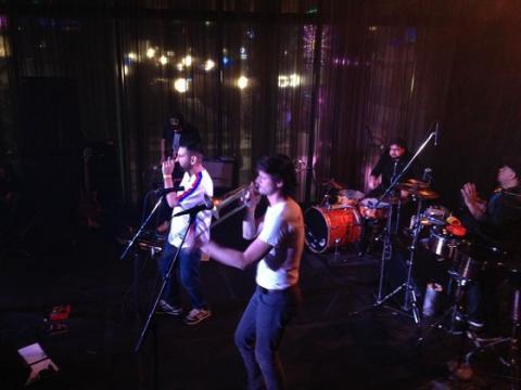 Dance with award-winning Canadian band Boogat