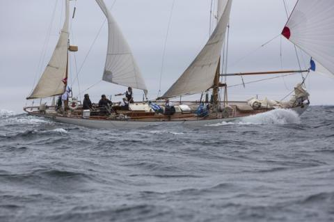 Yachts Dorade and America to be honored at Castine Classic Regatta