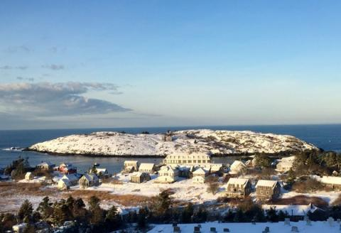 Calling all Artists: Apply now for Monhegan Artists Residency