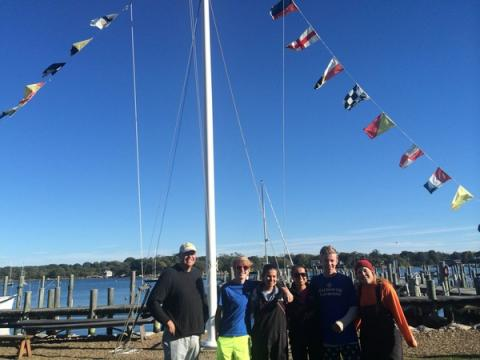 Go Team! Maine youngsters headed to sailing nationals