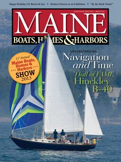 Maine Boats, Homes & Harbors, Issue 126