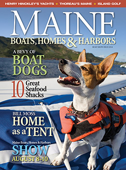 Maine Boats, Homes & Harbors, Issue 131