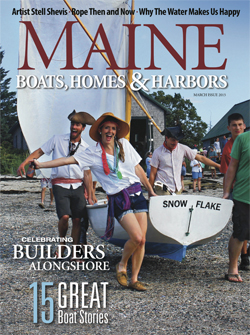 Maine Boats, Homes & Harbors, Issue 127