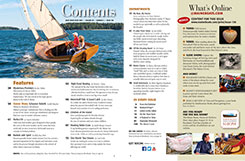 Maine Boats, Homes and Harbors Issue 136