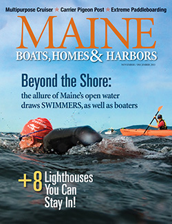 Maine Boats, Homes & Harbors, Issue 136