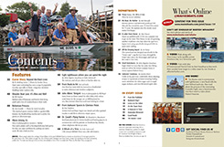 Maine Boats, Homes and Harbors Issue 137
