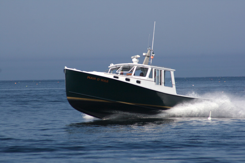 Evolution of the Maine Lobsterboat | Maine Boats Homes & Harbors