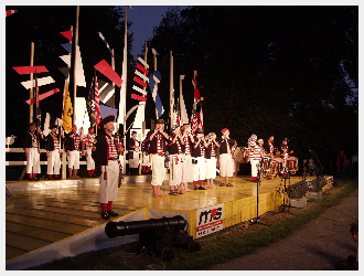 Ancient Mariners Fife and Drum Corps