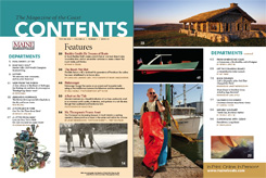 Maine Boats, Homes and Harbors Issue 107