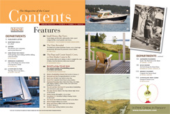 Maine Boats, Homes and Harbors Issue 113