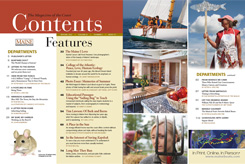 Maine Boats, Homes and Harbors Issue 117