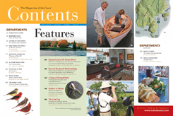 Maine Boats, Homes and Harbors Issue 124
