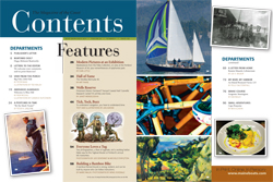 Maine Boats, Homes and Harbors Issue 126